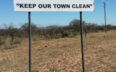 KEEP SENWABARWANA CLEAN, GREEN AND HYGIENIC CAMPAIGN