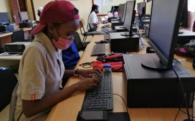 Update on ICT interventions at the Vaalwater Centre